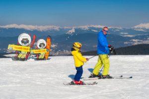 Corsi ski per bambini